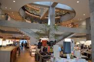 海老名市の市立中央図書館