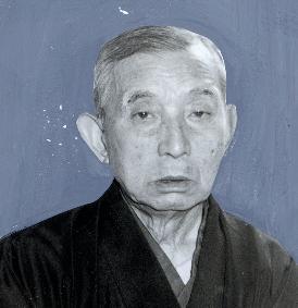 日本画家の野田九浦(のだ・きゅうほ)。歴史人物画が得意で、代表作に「辻説法」「快川」、著書に「狩野探幽」がある。夏目漱石の「坑夫」の挿絵も。