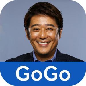 アプリ「坂上忍GoGo」のアイコン