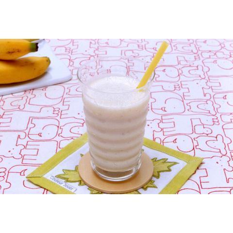 バナナれん乳ミルク