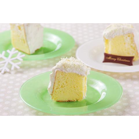 ホワイトシフォンケーキ