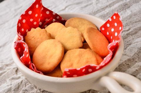 基本のれん乳クッキー