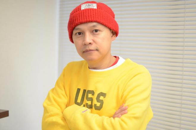 スチャダラパーのBose=長谷川健撮影