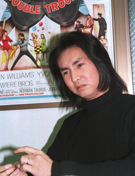 「変わり続ける苦労は感じない。体質的に変わらない方がつらいんです」と話すオリジナル・ラブの田島貴男さん=1999年