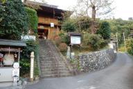 アニメ「心が叫びたがってるんだ。」の舞台の一つ、横瀬町の大慈寺
