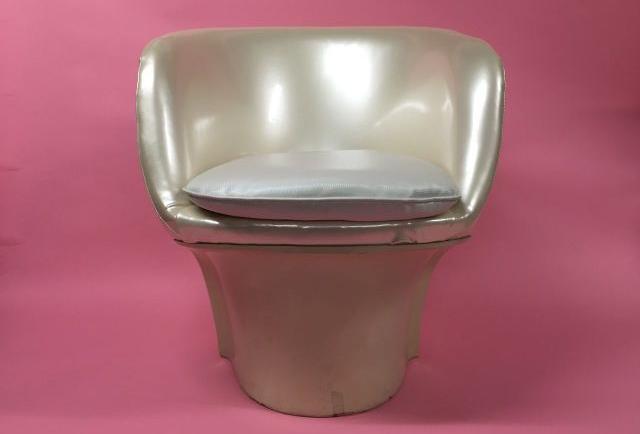 桂文枝さんの椅子