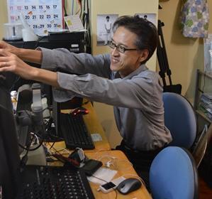 総合プロデューサーの青木靖宜さん