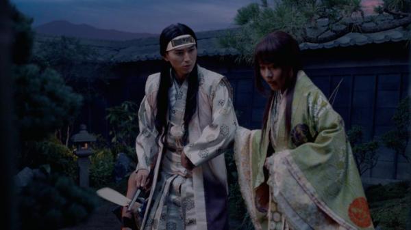 三太郎シリーズの一場面