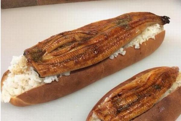 うなぎパン