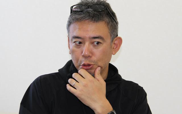「世界入りにくい居酒屋」プロデューサーの河瀬大作さん。これまでに「クローズアップ現代」などの番組を手がけてきた