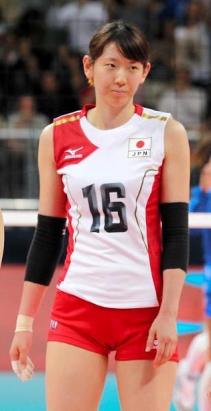 江畑幸子選手