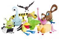 子どもたちが描いた絵を商品化したぬいぐるみ  (c) Inter IKEA Systems B.V.