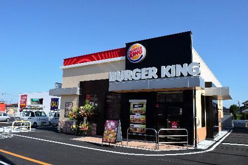鳥取県内に初出店したバーガーキング米子店
