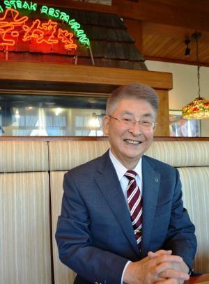 富田重之(とみた・しげゆき)1937年2月、浜松市中区生まれ。