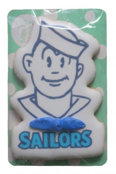 「SAILORS」オリジナルクッキー