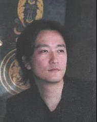 映画「CASSHERN」公開時の紀里谷和明。主題歌は宇多田ヒカルが歌った=2004年4月