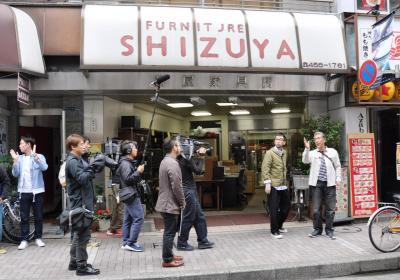 「じゅん散歩」で共演した高田純次さん(右)と槇原敬之さん