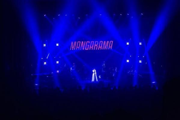 バンド「MANGARAMA」の演奏、職人技による椎名林檎のステージ=11月6日、東京・渋谷のNHKホール荒井俊哉氏撮影