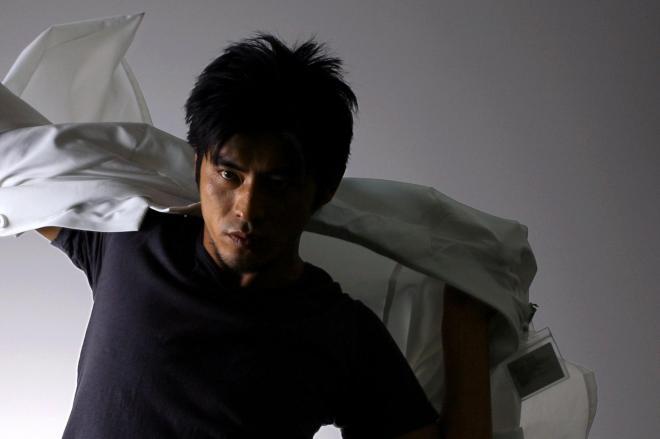 ドラマ「医龍」で朝田龍太郎を演じた俳優の坂口憲二さん