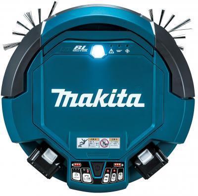 マキタがシャープと共同開発した業務用ルンバ