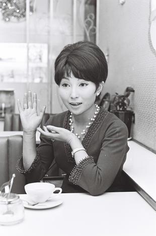 【1964年】紅白の司会について語る黒柳徹子さん