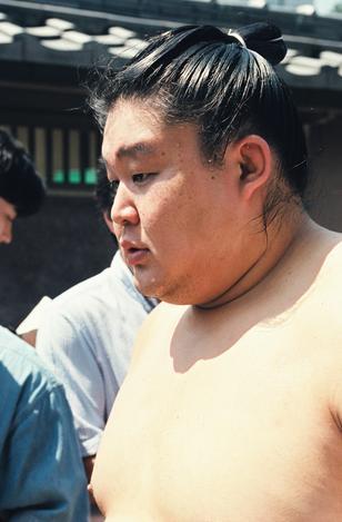 【1997年6月24日】大相撲名古屋場所 若乃花の稽古