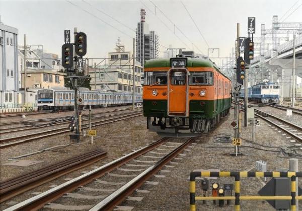 2015年12月の日本信号の報告書に使われた作品