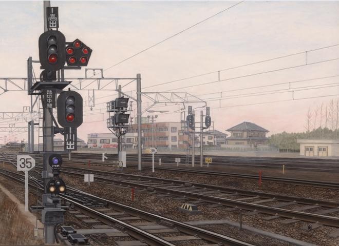 2014年12月の日本信号の報告書に使われた作品