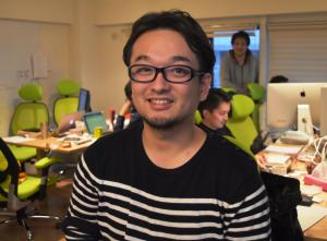 Qubenaを開発した「COMPASS」の神野元基CEO