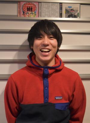 SAKANAMONのボーカル藤森元生さん