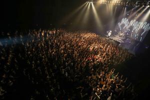 今年7月のSAKANAMONワンマンツアー=Zepp DiverCity (TOKYO)