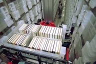 国立国会図書館関西館にある国内最大の自動書庫