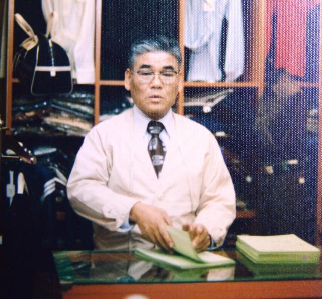 2015年4月に亡くなったランリック開発者の鈴木正造さん