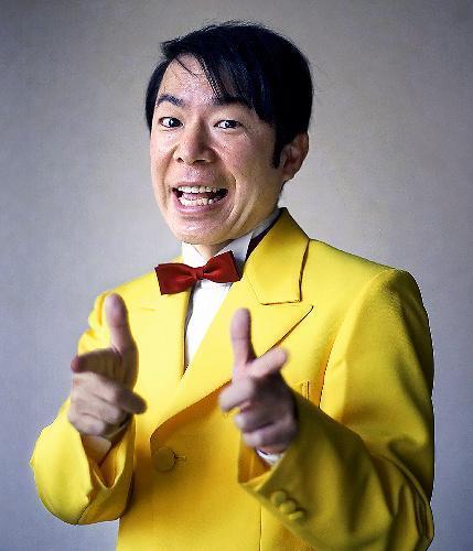 ダンディ坂野さん