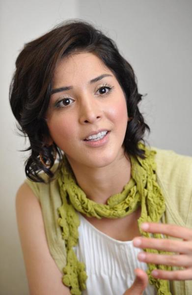 イラン生まれのタレントサヘル・ローズさん