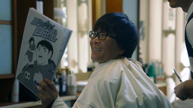マンガの作者・高橋陽一さんも出演