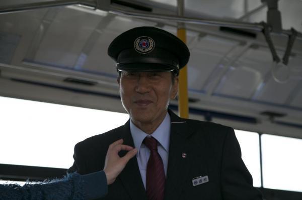 バス運転手を演じた役所広司さん