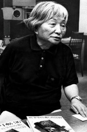 「暮しの手帖」編集長・花森安治さん=1972年8月14日