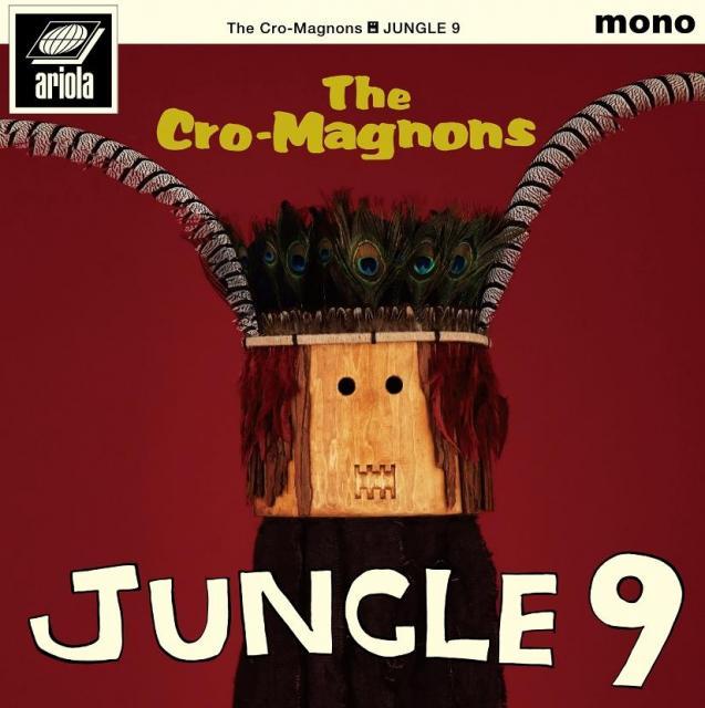 ザ・クロマニヨンズの最新アルバム「JUNGLE9」
