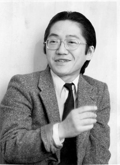 中島らもさん=1984年