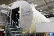 実験が行われているJAXAの「閉鎖環境適応訓練設備」