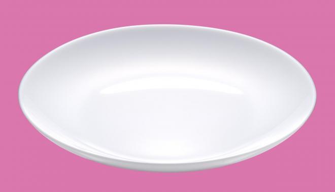 今年の「白いお皿」