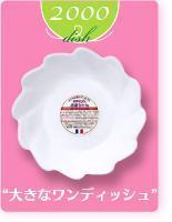 過去の「白いお皿」(2000年)