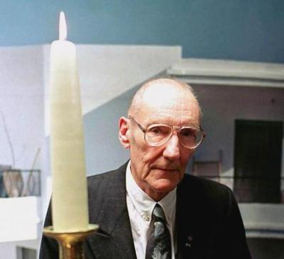 ウィリアム・バロウズ氏。銃の誤射で妻を死亡させるなど波乱の私生活を送り、ビジュアルアートの制作や映画出演など晩年まで多彩な活動を続けた。1997年、83歳で死去=ロイター