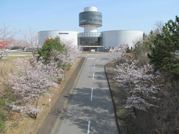 航空科学博物館はこんなところです