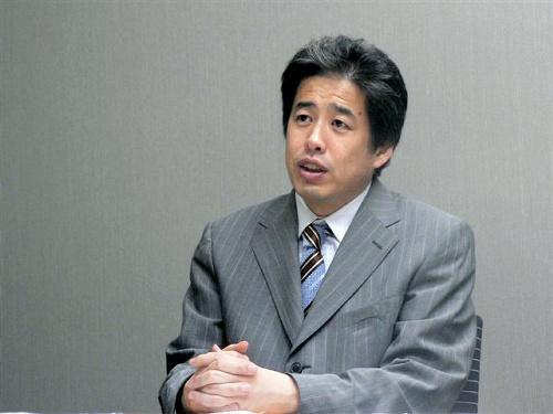 【に】二宮清純さん(スポーツジャーナリスト)