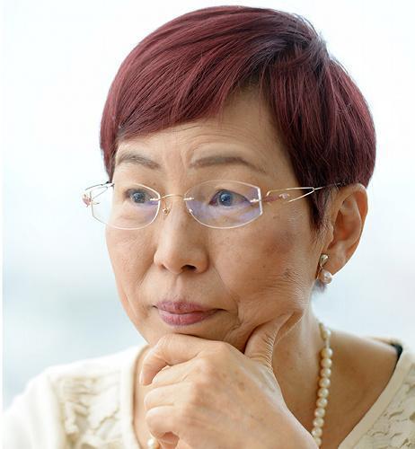 【う】上野千鶴子さん(社会学者)