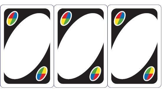 追加された「白いワイルドカード」=マテル・インターナショナル提供