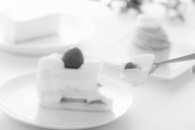 「ケーキを焼き続けたお店の決意に涙がこぼれました」(井坂美誉さん) ※※写真はイメージです