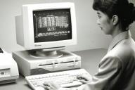 5インチフロッピーディスクドライブを持つ、PC-98DO+